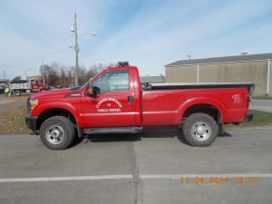 2014 Ford F-350 Pick Up Truck